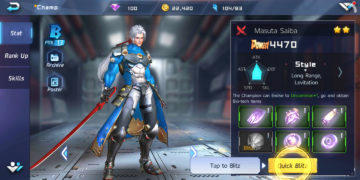 Final Fighter - Android hra 09