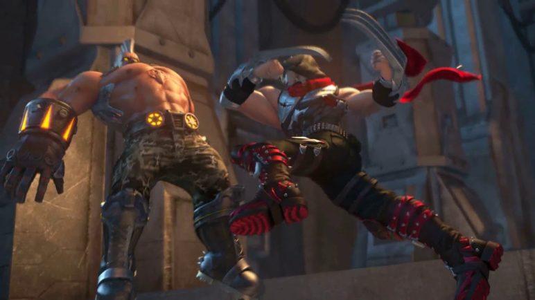 Final Fighter Official Trailer