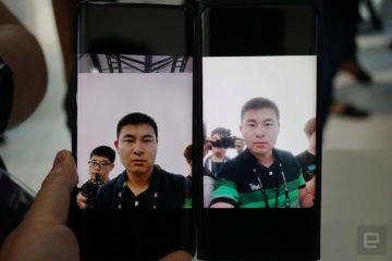 Porovnání s One Plus 7 Pro a kamera v displeji Oppo