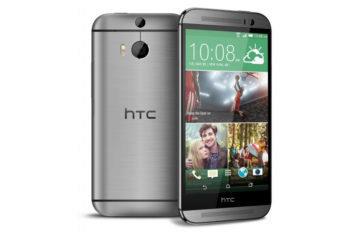 HTC One M8 - fotoaparáty v mobilech