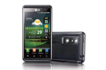 LG Optimus 3D - fotoaparáty v mobilech