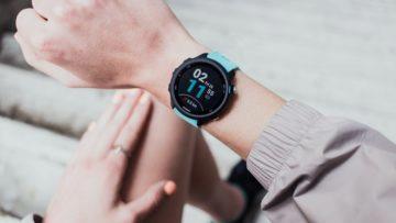 Garmin Forerunner 245 Music - chytré hodinky na běhání