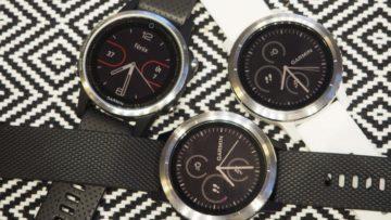 Garmin Vívoacctive 3 - chytré hodinky do 8 000 Kč