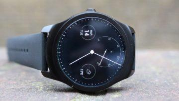 Garmin Vívomove Optic Sport - chytré hodinky