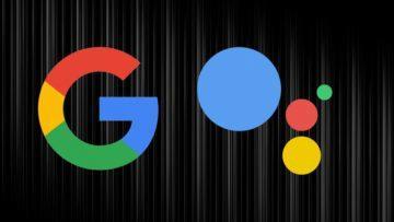 Google Assistant poslouchá - nahrávky