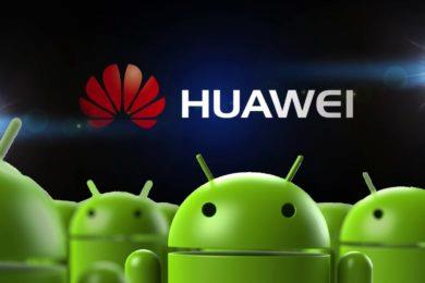 Google chce Android pro Huawei