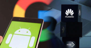 Google chce Android na Huawei telefonech