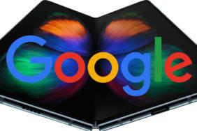 google ohebný telefon