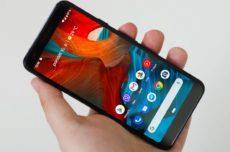 Google Pixel 3a titul