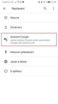 Google poslouchá