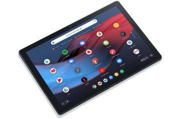 Tablet od Google Pixel Slate