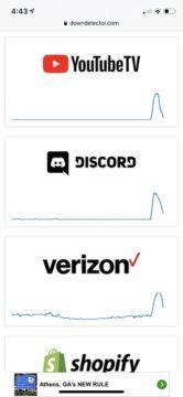 googledown discord