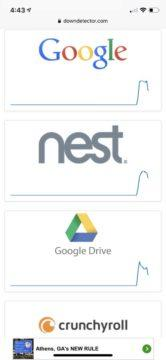 googledown nest