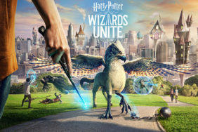 Hra Harry Potter Wizards Unite pro Android