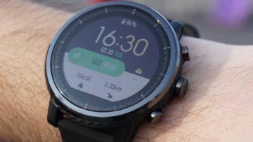 Huami Amazfit 2 Stratos - Sport hodinky