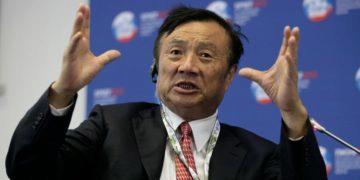 Huawei CEO přiznal ztrátu