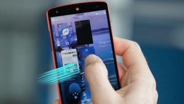 Huawei - test ruského OS Aurora