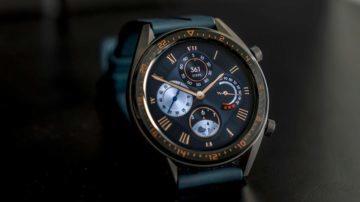 Huawei Watch GT - hodinky z Číny