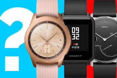 Jaké chytré hodinky vybrat