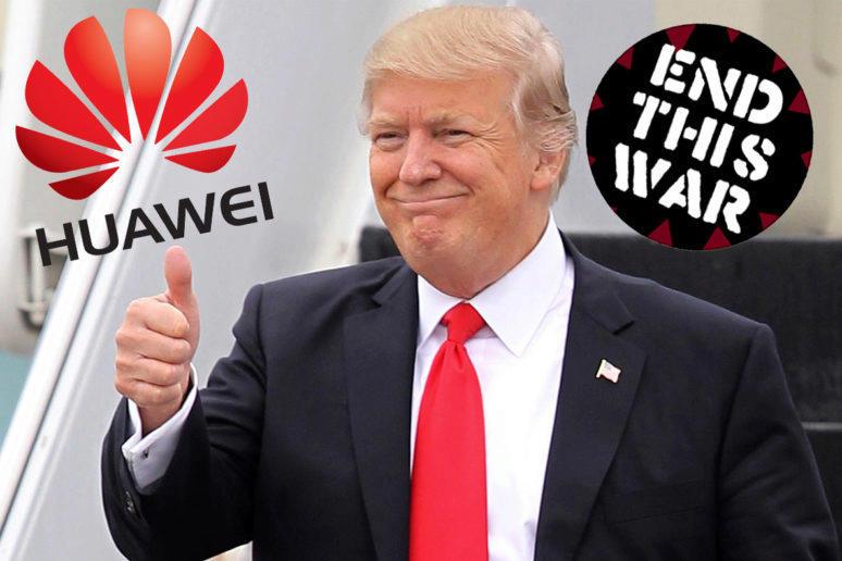 Kauza Huawei končí