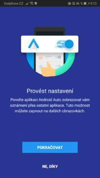 Kde stáhnout český Android Auto