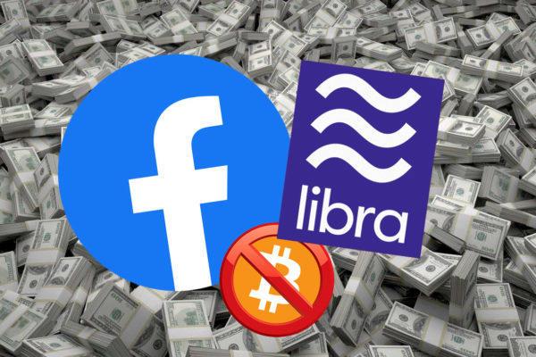 Facebook kryptoměna Libra