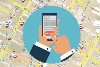 Mapy.cz - Booking rezervace hotelů po celém světě