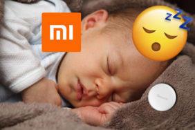 levný monitor spánku Xiaomi