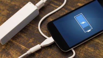 Nabíjení smartphonu - přehřívání