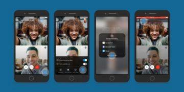 Nahrávání hovorů - Android - Skype