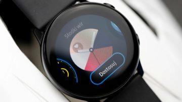 Nejlepší chytré hodinky 2019 - Samsung