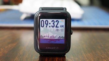 Nejlepší chytré hodinky Xiaomi Amazfit Bip