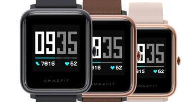 Nejlepší chytré hodinky Huami Health EKG