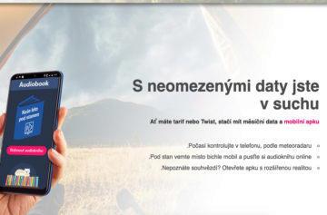 Neomezená data T-mobile využití