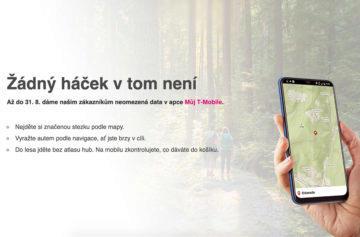 Neomezená data od T-Mobile bez háčku