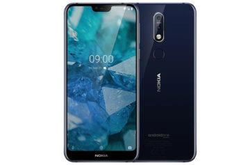 Nokia 7.1 jack