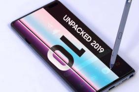 Samsung Note 10 Představení