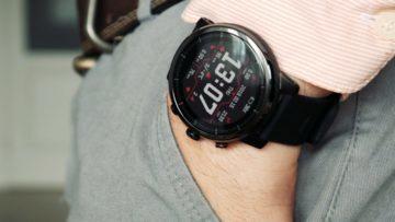Odolné hodinky Huami Amazfit 2 Stratos