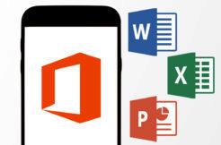 Podpora kancelářského balíku Office pro starší Android zařízení brzy končí