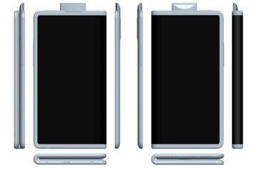 Složený ohebný mobil Oppo