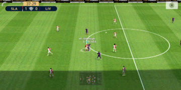 PES 2019 - Android hra 02