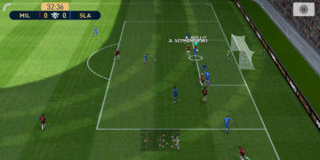 PES 2019 - Android hra 03