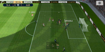 PES 2019 - Android hra 04