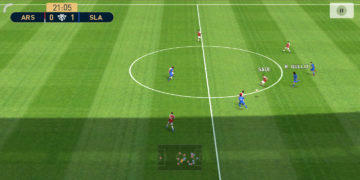 PES 2019 - Android hra 05