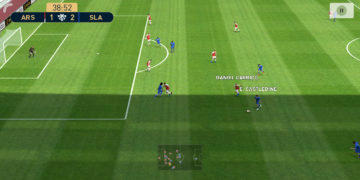 PES 2019 - Android hra 06