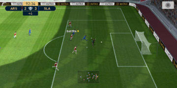 PES 2019 - Android hra 07