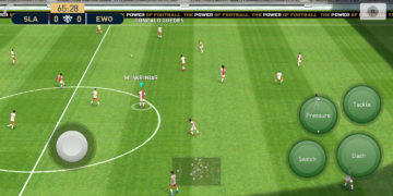 PES 2019 - Android hra 08