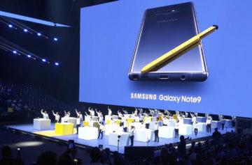 Samsung Note 10 - představení
