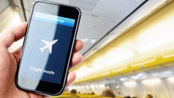 Přehřívání mobilu - režim letadlo