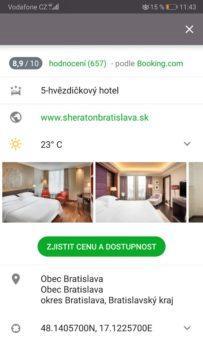 Rezervujte si hotel na Mapy.cz - Booking.com